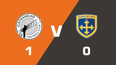Gateshead vs Guiseley Match Highlights  (Tue 8th August 2017)