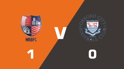 Hampton & Richmond Borough vs Oxford City Match Highlights  (Tue 8th August 2017)