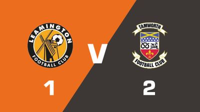 Leamington vs Tamworth Match Highlights  (Tue 8th August 2017)