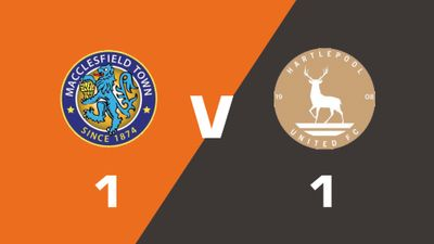 Macclesfield Town vs Hartlepool United Match Highlights  (Tue 8th August 2017)