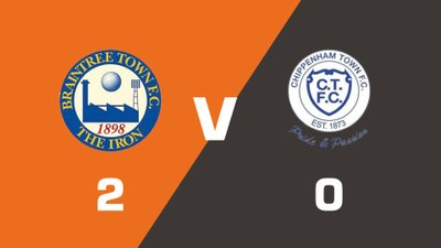 Highlights: Braintree Town vs Chippenham Town