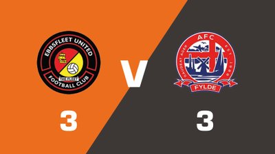 Ebbsfleet United vs AFC Fylde Match Highlights  (Sat 12th August 2017)