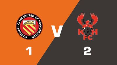 FC United Of Manchester vs Kidderminster Harriers Match Highlights  (Sat 12th August 2017)