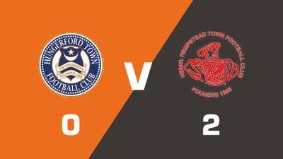 Hungerford Town FC vs Hemel Hempstead Town Match Highlights  (Sat 12th August 2017)