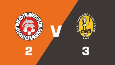Poole Town vs East Thurrock United Match Highlights  (Sat 12th August 2017)