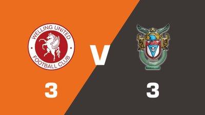 Welling United vs Bognor Regis Town Match Highlights  (Sat 12th August 2017)