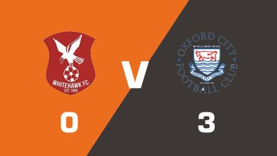 Whitehawk vs Oxford City Match Highlights  (Sat 12th August 2017)