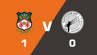 Wrexham vs Gateshead Match Highlights  (Tue 15th August 2017)