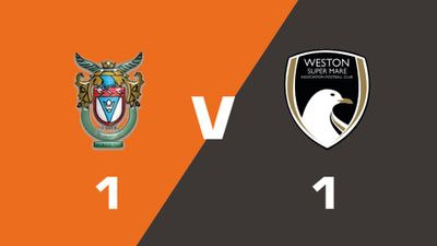 Bognor Regis Town vs Weston-Super-Mare Match Highlights  (Sat 19th August 2017)
