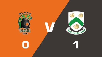 Blyth Spartans vs North Ferriby United Match Highlights  (Sat 19th August 2017)