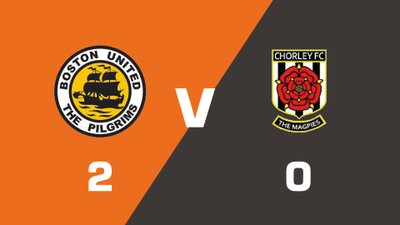 Boston United vs Chorley Match Highlights  (Sat 19th August 2017)