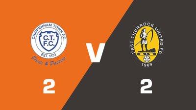 Chippenham Town vs East Thurrock United Match Highlights  (Sat 19th August 2017)