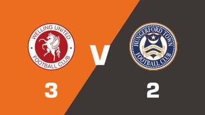 Welling United vs Hungerford Town FC Match Highlights  (Sat 19th August 2017)