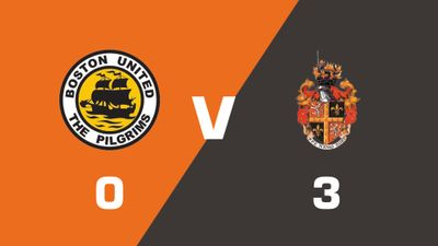 Boston United vs Spennymoor Town Match Highlights  (Tue 22nd August 2017)
