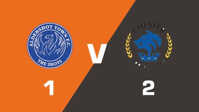 Highlights: Aldershot Town vs Chester