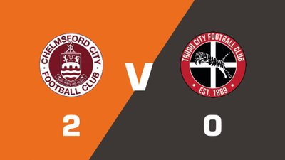 Highlights: Chelmsford City vs Truro City