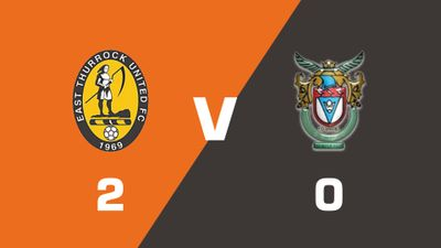 Highlights: East Thurrock United vs Bognor Regis Town