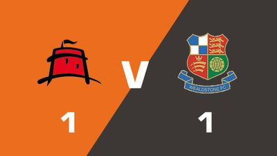 Highlights: Eastbourne Borough vs Wealdstone