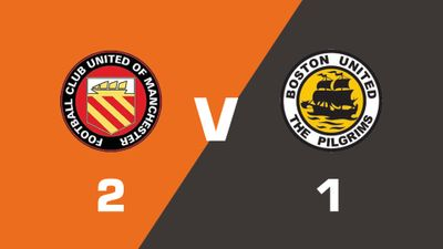 Highlights: FC United Of Manchester vs Boston United