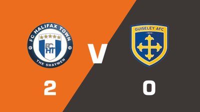 Highlights: FC Halifax Town vs Guiseley