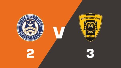 Highlights: Hungerford Town FC vs Gloucester City
