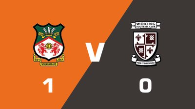 Highlights: Wrexham vs Woking