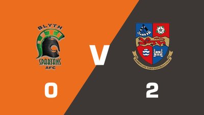 Highlights: Blyth Spartans vs Harrogate Town
