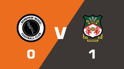 Highlights: Boreham Wood vs Wrexham