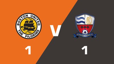 Highlights: Boston United vs Nuneaton Town
