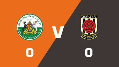 Highlights: Bradford Park Avenue vs Chorley