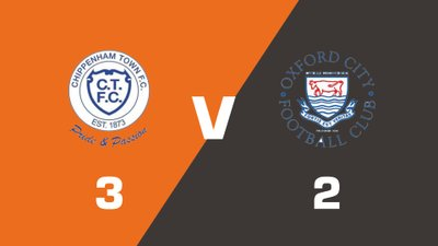 Highlights: Chippenham Town vs Oxford City