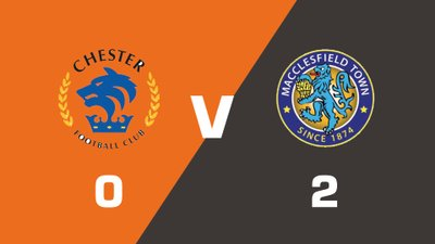 Highlights: Chester vs Macclesfield Town