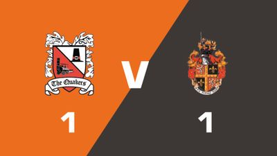 Highlights: Darlington vs Spennymoor Town