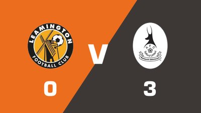 Highlights: Leamington vs AFC Telford United