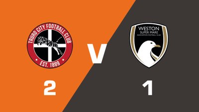 Highlights: Truro City vs Weston-Super-Mare