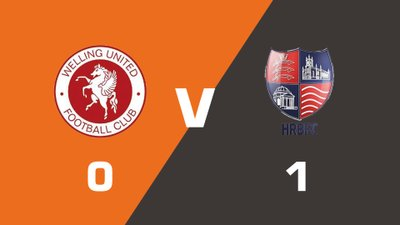 Highlights: Welling United vs Hampton & Richmond Borough