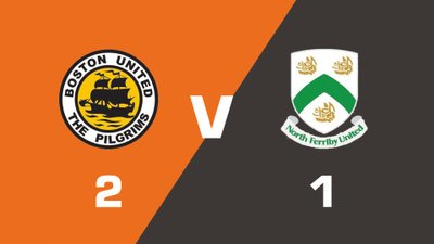 Highlights: Boston United vs North Ferriby United