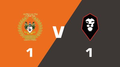 Highlights: Curzon Ashton vs Salford City