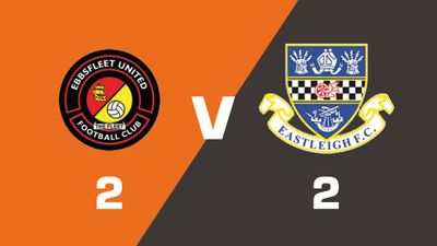 Highlights: Ebbsfleet United vs Eastleigh