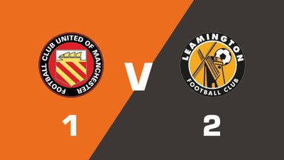 Highlights: FC United Of Manchester vs Leamington