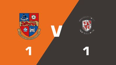 Highlights: Harrogate Town vs Brackley Town