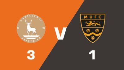 Highlights: Hartlepool United vs Maidstone United