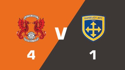 Highlights: Leyton Orient vs Guiseley