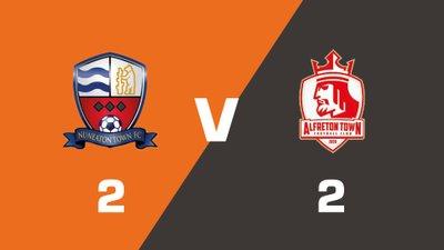 Highlights: Nuneaton Town vs Alfreton Town
