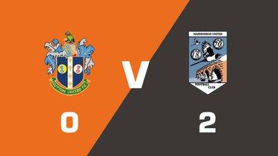 Highlights: Sutton United vs Maidenhead United