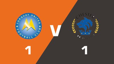 Highlights: Torquay United vs Chester