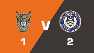 Highlights: Bognor Regis Town vs Hungerford Town FC