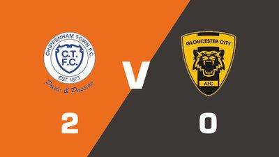 Highlights: Chippenham Town vs Gloucester City