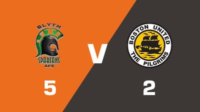 Highlights: Blyth Spartans vs Boston United