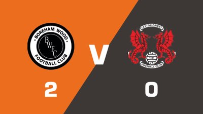 Highlights: Boreham Wood vs Leyton Orient